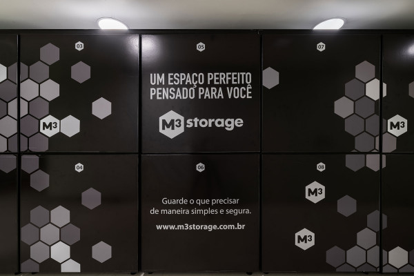 M3storage Sucursal M3storage - Carrefour Limão
